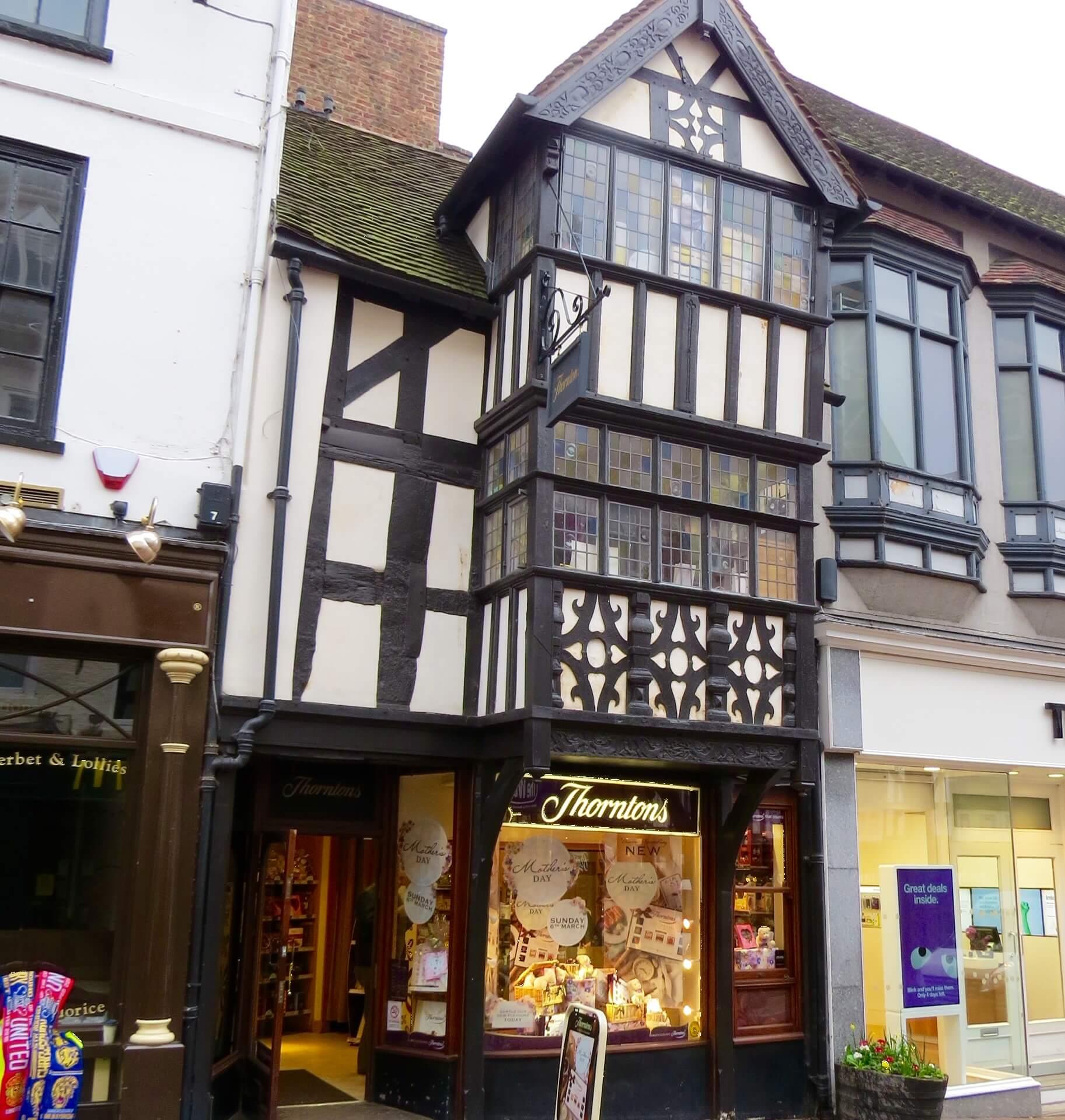Shrewsbury Commercial Property